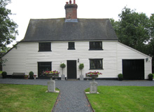 letting agents hertford detached cottage