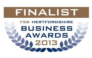 FSB Business Awards Finalist 2013