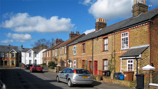 rental property in hertford